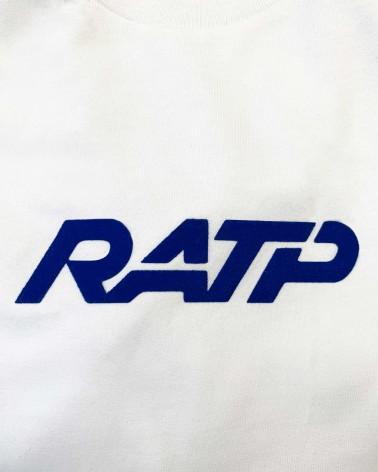 Zoom logo RATP 1976 t-shirt coton bio