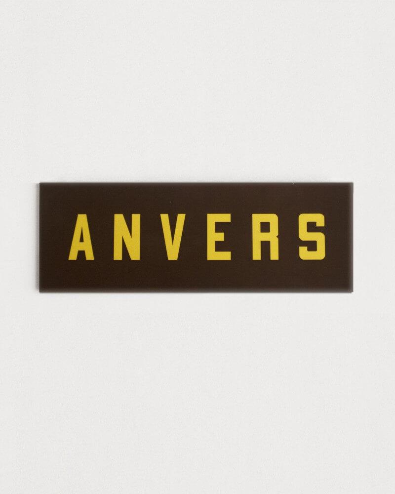 Magnet Anvers RATP origine France