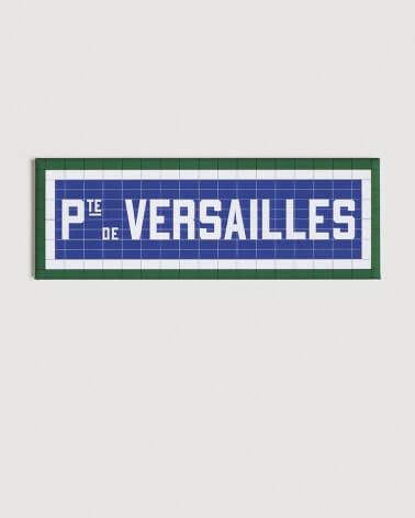 Magnet Porte de Versailles RATP origine France