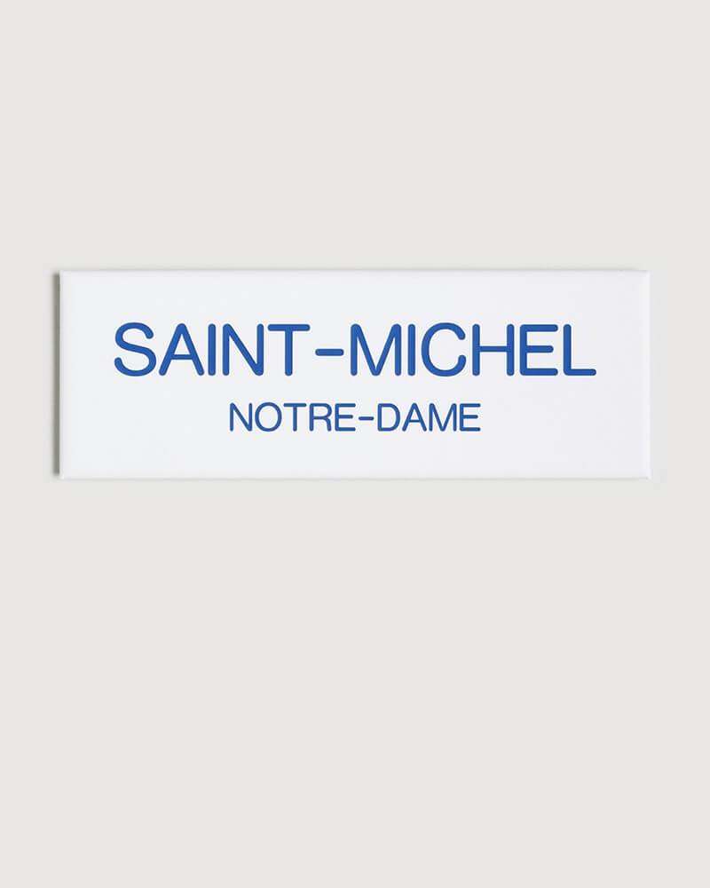 Magnet Saint-Michel RATP origine France
