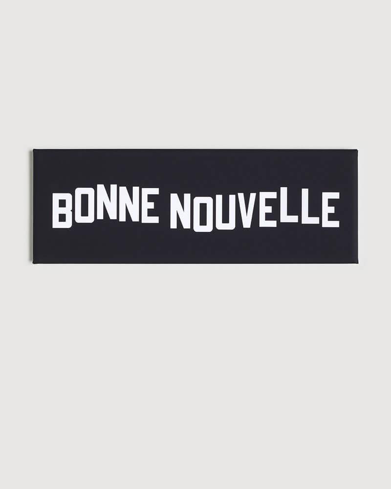 Magnet Bonne Nouvelle RATP origine France