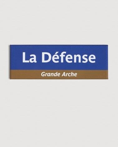Magnet La Défense RATP origine France