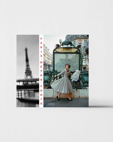 Livre Paris - Métro - Photo Anne-Marie Garat et Julien Faure-Conorton RATP la ligne